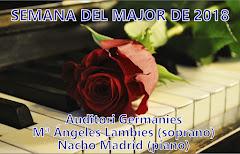 04.06.18 SEMANA DEL MAJOR, ACTUACIÓN DE M.A. LAMBÍES