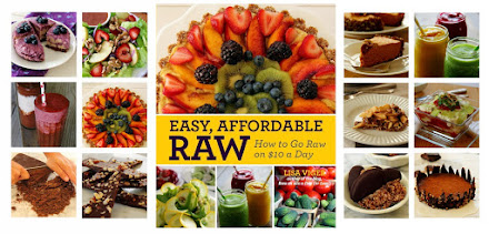 BUY MY BOOK! Easy Affordable Raw