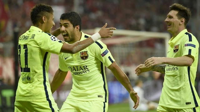 Highlights Bayern Munich 3 – 2 Barcelona (Champions League)