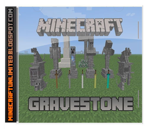 Gravestone Mod minecraft