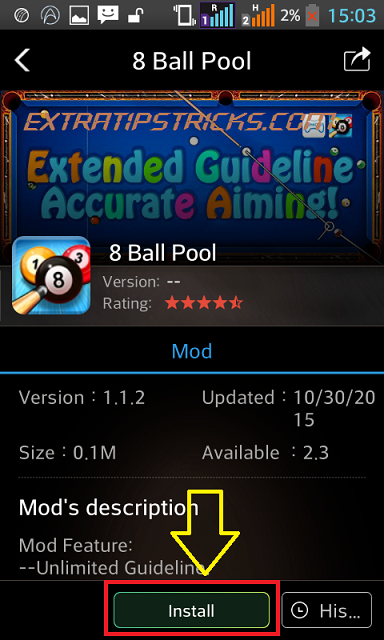 Full Guide To Hack 8 Ball Pool Game Using Xmodgames App In ...