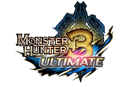 Monster Hunter 3 Ultimate Logo - We Know Gamers