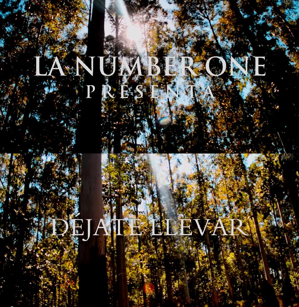 La Number One  - Dejate Llevar - (Septiembre 2014)