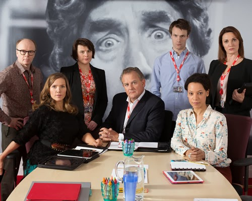 David Tennant narrates W1A