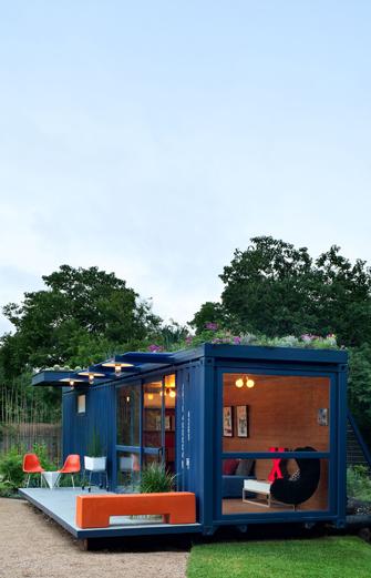 la maison container nathalie van volsom. Black Bedroom Furniture Sets. Home Design Ideas