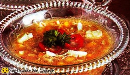 Sup Bakso Rajungan