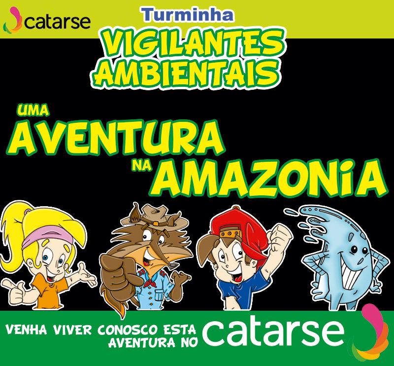 Uma Aventura na Amazonia CATARSE 2016