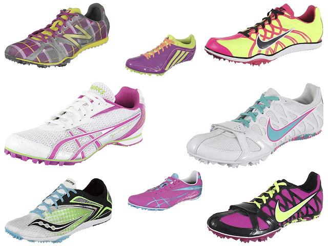 Style Athletics WOmen's Track Spikes Nike Adidas New Balance Asics Saucony