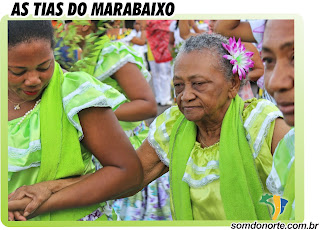 As Tias do Marabaixo