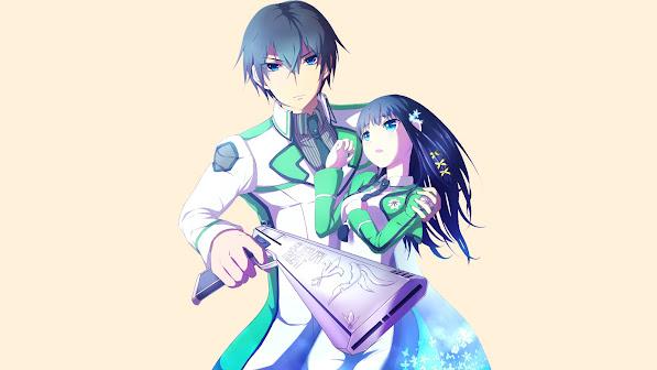 Tatsuya and Miyuki Shiba 7g
