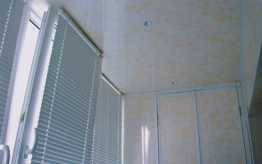 Ремонт квартир: балконы. примеры монтажа шкафчиков. фото.
