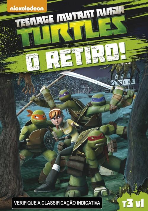 As Tartarugas Ninja: O Retiro! – Dublado (2015)