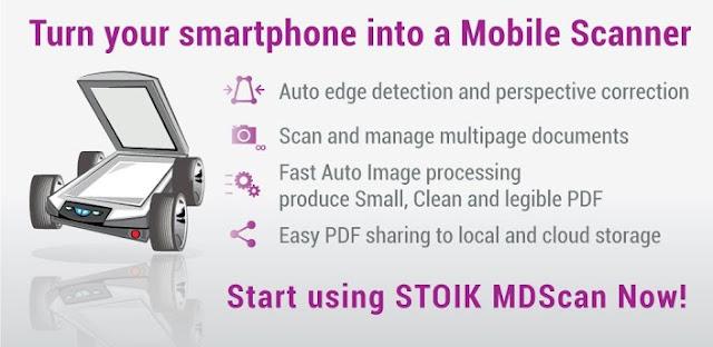 MDScan: Mobile Doc Scanner v2.0.23