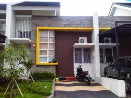 model tepat design rumah sederhana idaman