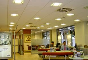 La red espa ola de bbva la peor pagada ddr datos de for Red oficinas bbva