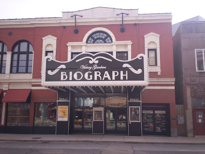 Another Old Movie Blog The Biograph Theater Chicago