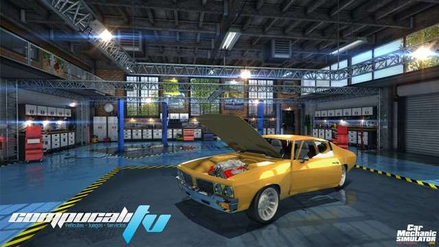 Car Mechanic Simulator 2015 PC Full Español