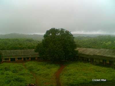 View from College  Window
