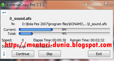 DOWNLOAD EXTRME COPY TERBARU 2013 PRO ~ Cahaya mentari