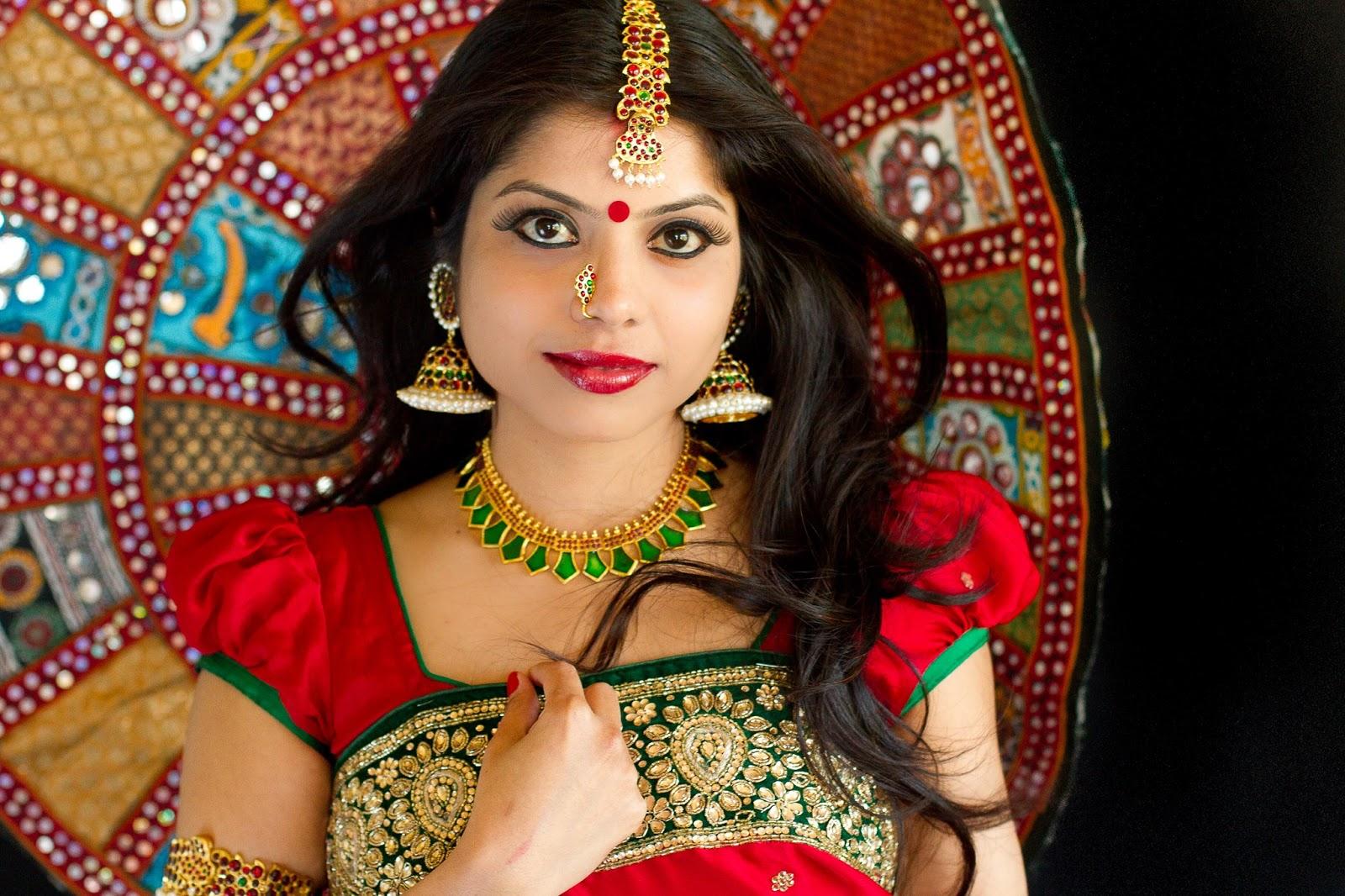 South Indian Bride - Ananya Tales