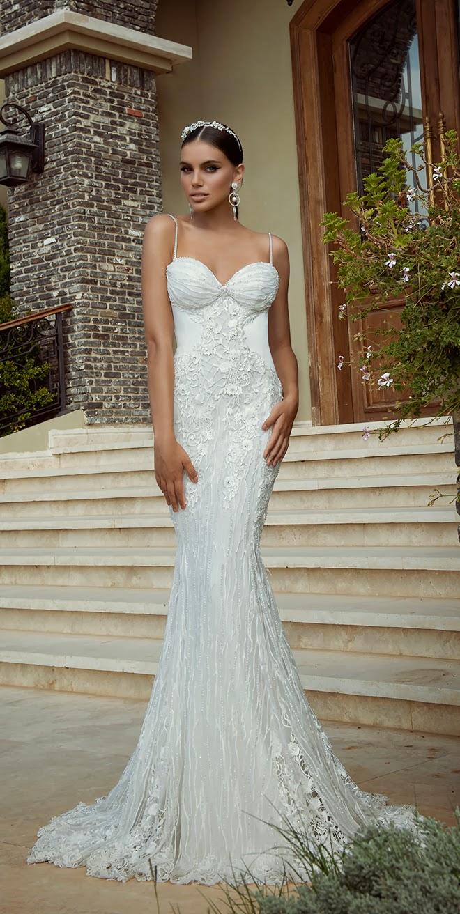 Galia Lahav The Empress Deck Bridal Collection 2014 Eleroticariodenadie