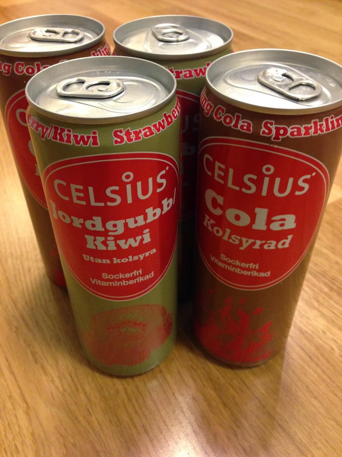 Celsius dryck billigt