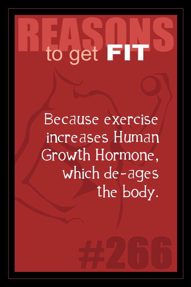 365 Reasons to Get Fit #266