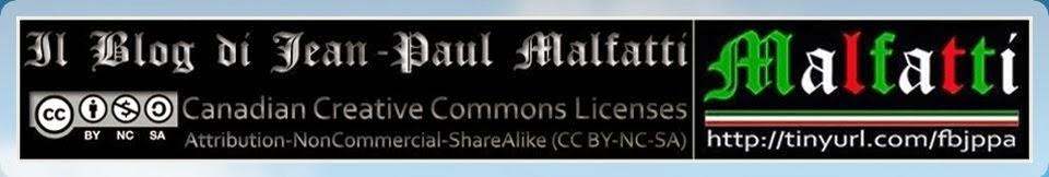 Il blog di Jean-Paul Malfatti