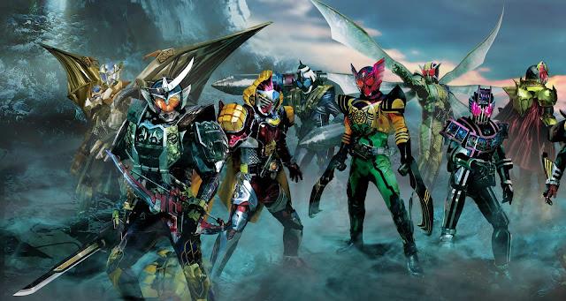 Bandai Namco Perlihatkan Trailer Baru Untuk 'Kamen Rider: Battride War Genesis'