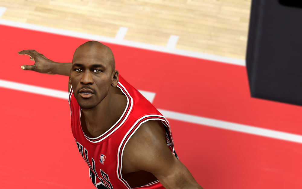 Greatest Player of All-Time MJ | NBA2K