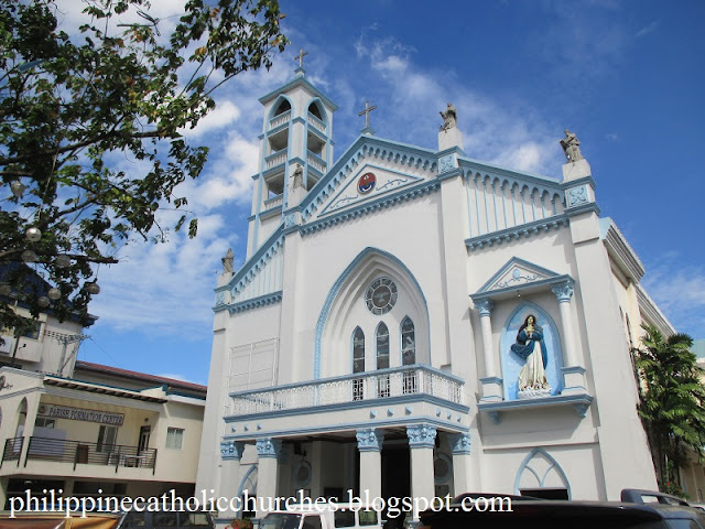 IMMACULATE CONCEPTION PARISH CHURCH, Tondo, Manila, Philippines