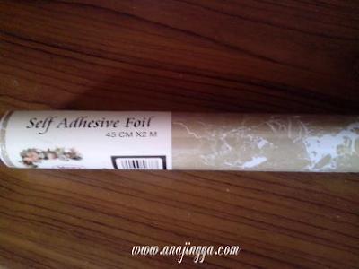 self adhesive foil