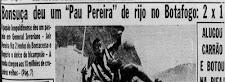 Placar Histórico: 09/03/1969.