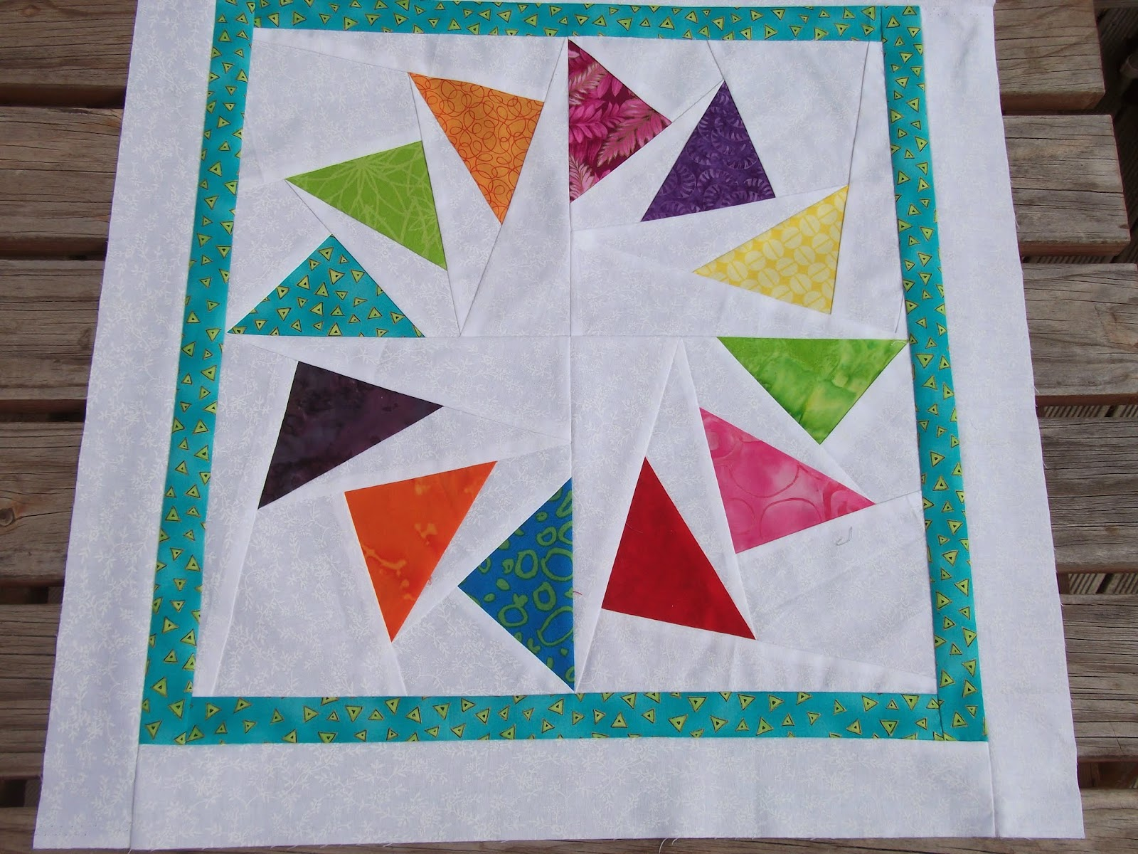 Patchwork, Quilting