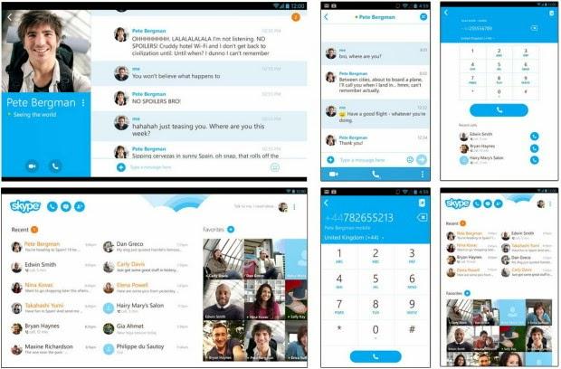ysvcybers skype 4 9 0 apk caller for tablet phone