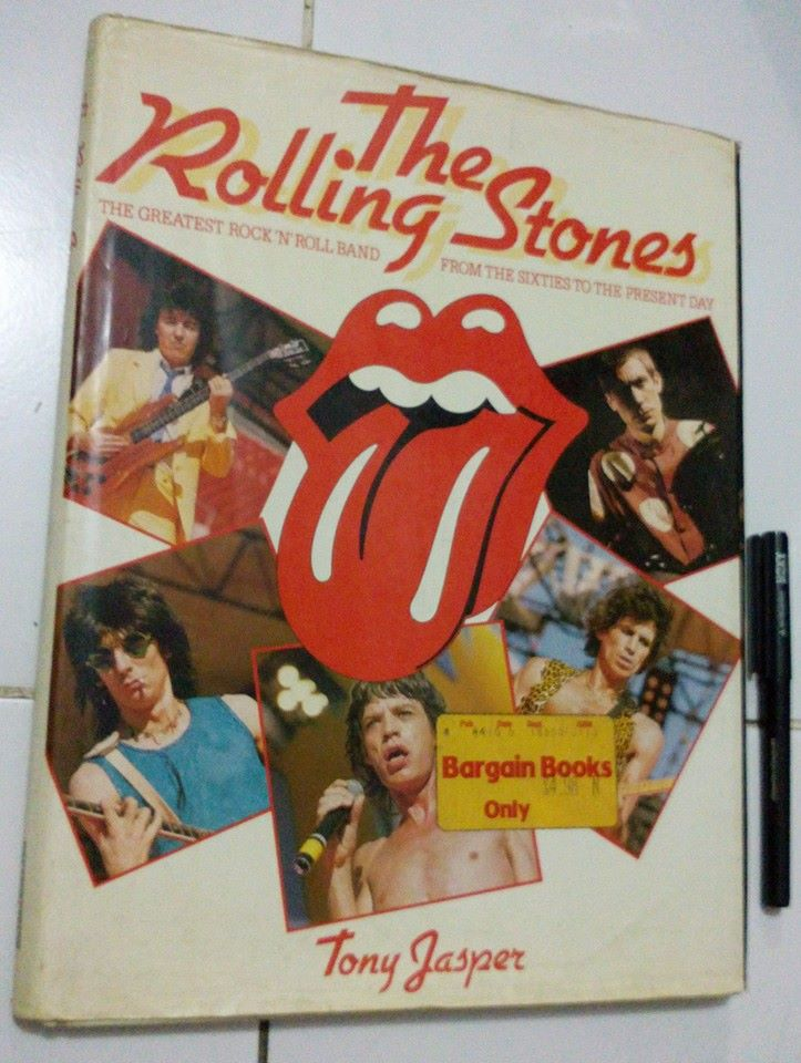 The Rolling Stone - The Greatest Rock 'N' Roll Band from the sixties to the present day