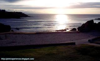 Tapia de Casariego seafront - Paseo marítimo de Tapia de Casariego