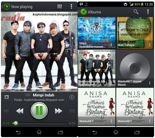 PlayerPro Music Player v3.21 Apk Terbaru