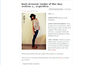 Teen Vogue: Best Dressed Reader of the Day