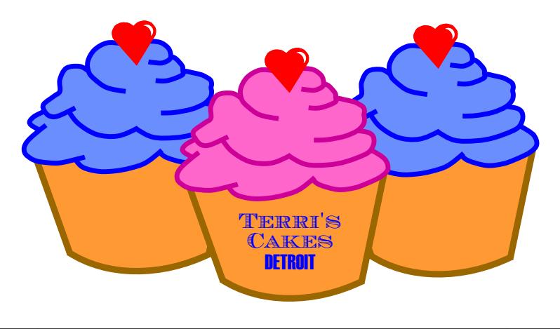 Terri's Cakes DETROIT