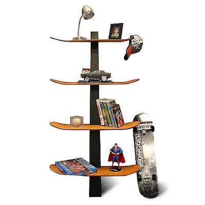 Cool Skateboard Inspired Furniture Designs (14) 6