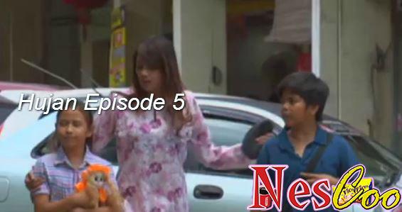 Tonton & Download Hujan Episode 5