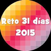 RETO 31 DÍAS 2015