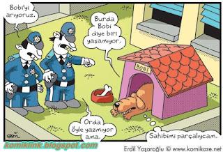 Polis Karikatürleri