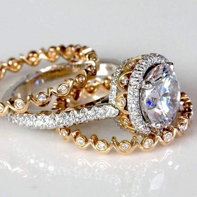 Michael B Engagement Rings