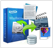 Best Data Recovery Software - WiseRecovery