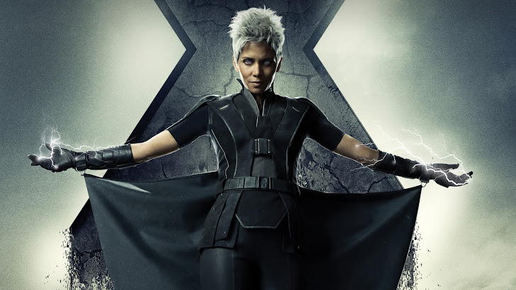 halle berry as storm in x men days of future past movie 2014 hd mutant