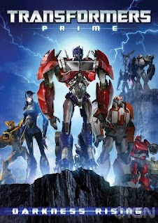 Ver Transformers Prime: Darkness Rising (2011) Online