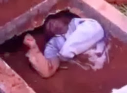 Man Buried Alive In Brazil Rises From Grave