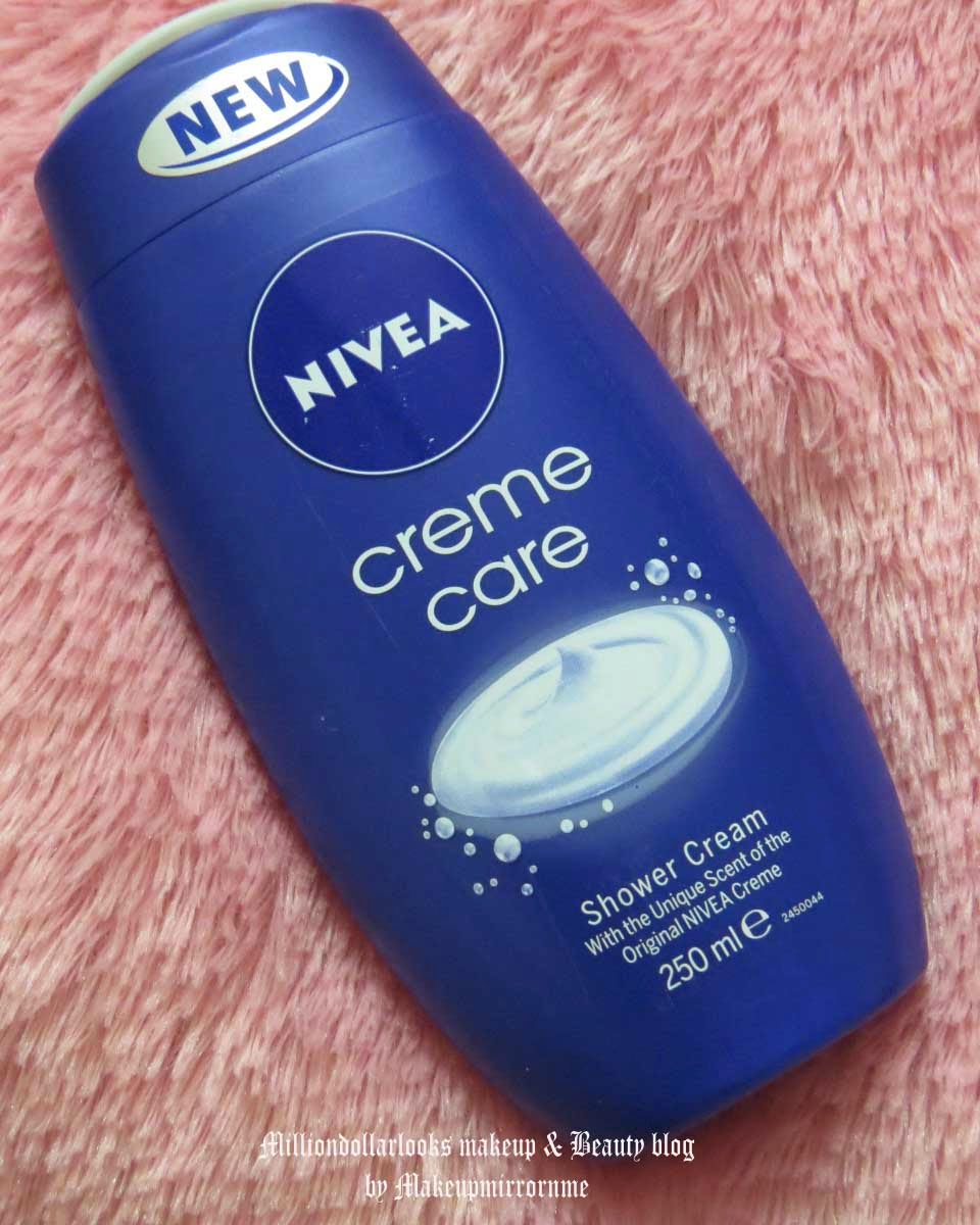 Nivea Creme Care Shower Cream Review & Pictures, Nivea shower gels available in India, Best affordable shower gel/body wash for dry skin, Indian beauty blog, Shower gel review india, Nivea skin care products review, Indian beauty blogs, Indian beauty blogger, Bath products, shower cream, Milliondollarlooks makeup and beauty blog, Indian makeup and beauty blog